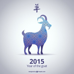 abstract-2015-year-of-the-goat-vector_23-2147500743